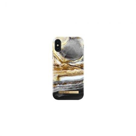 iDeal of Sweden Fashion Case A/W 18 iPhone XS / iPhone X - Outer Space Agate