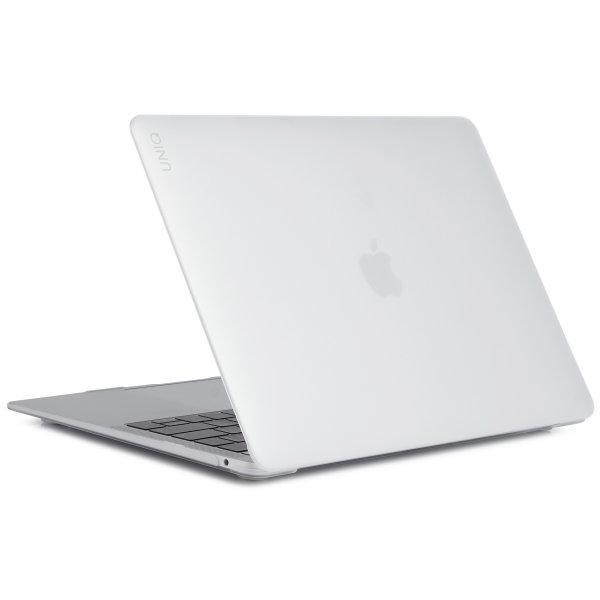 Uniq เคส MacBook Air 13 (2018) รุ่น HuskPro Frost - Clear
