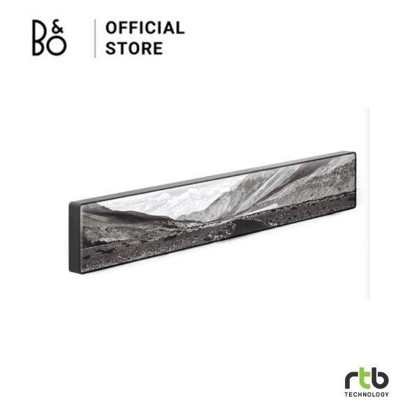 B&O Soundbar Speaker รุ่น Beosound Stage (พร้อม Cover ลายลิขสิทธิ์พิเศษ) Silver/Black + Cover ลายพิเศษ