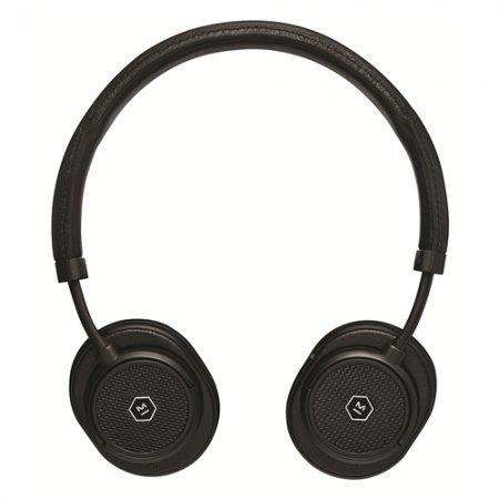 หูฟังบลูทูธไร้สาย MW50+ - BLACK/BLACK