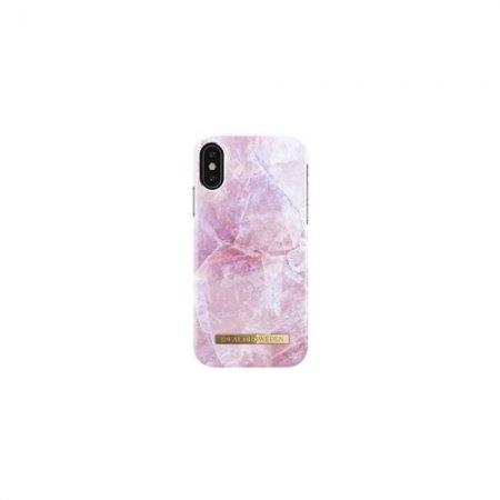 iDeal of Sweden Fashion Case S/S 17 iPhone X - Pilion Pink Marble