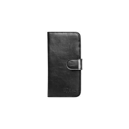 IDEAL MAGNET WALLET+ CASE IPHONE 8/7/6/6S PLUS - BLACK