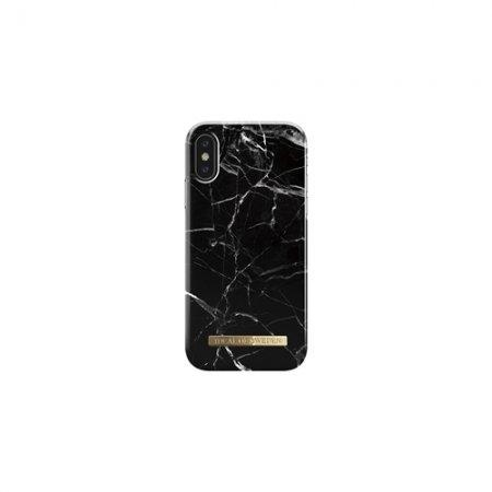 IDEAL CASE AW 16 IPHONE X - BLACK MARBLE