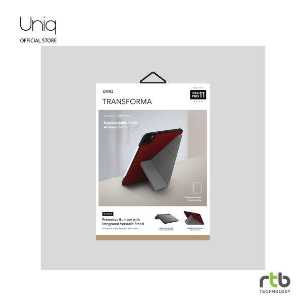 Uniq เคส iPad Pro 11 (2020) รุ่น Transforma Rigor Pro