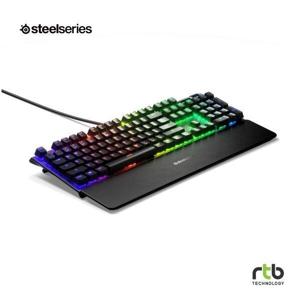 SteelSeries คีย์บอร์ดเกมมิ่ง Apex PRO TH Mechanical Gaming Keyboard