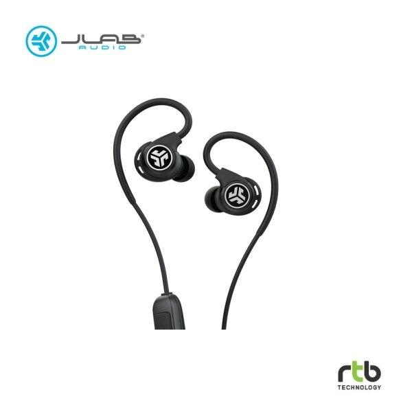 JLAB หูฟัง Wireless Fitness รุ่น Fit Sport 3 - Black