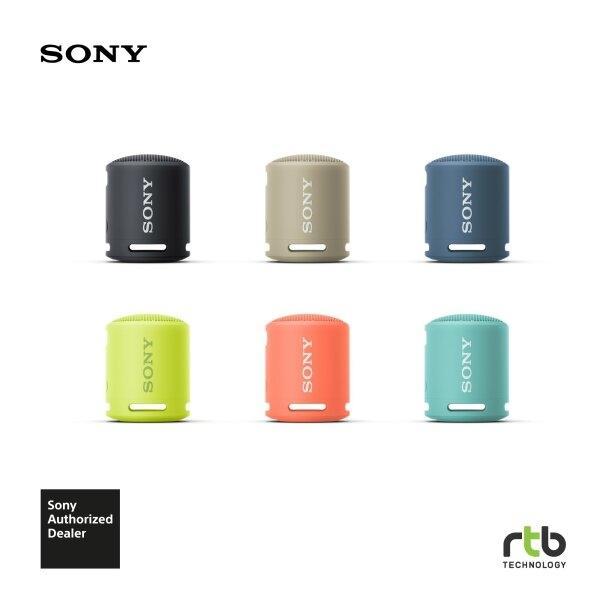Sony ลำโพงบลูทูธไร้สาย Extra Bass Waterproof Wireless Speaker รุ่น SRS-XB13