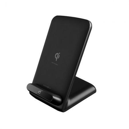 แท่นชาร์จไร้สาย Energea WIDOCK 2-Coils Qi Wireless Fast Charging Stand