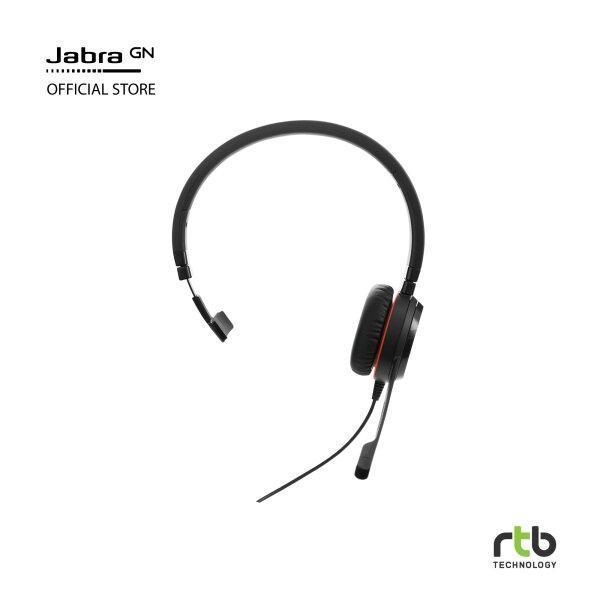 หูฟัง Jabra Call Center รุ่น Evolve 30 V2 MS Mono