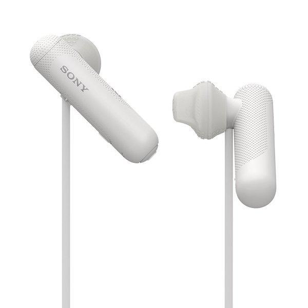 Sony หูฟังไร้สาย รุ่น WI SP500 - White