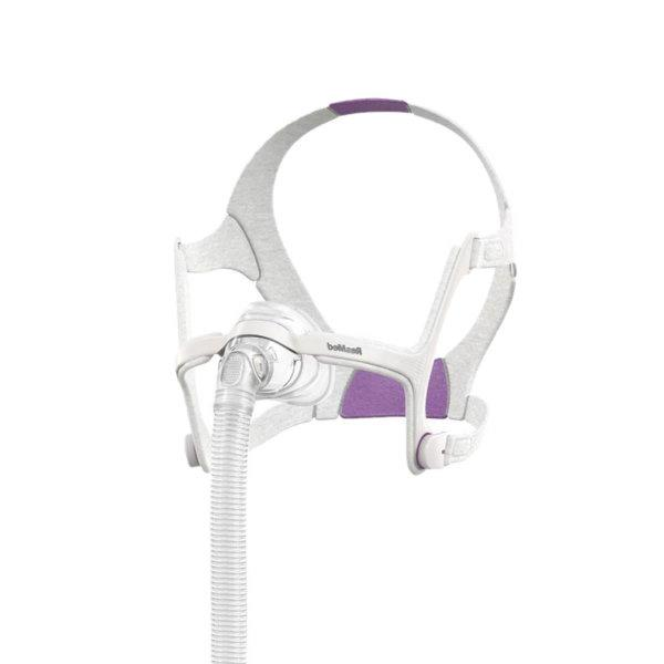 ResMed Nasal mask AirFit N20S for Her Size S (หน้ากากแบบครอบจมูก)