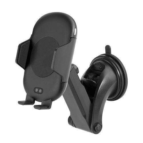 แท่นชาร์จไร้สายในรถยนต์ WIMOUNT SENSE Wireless Fast Charging QC 3.0 Car Charger