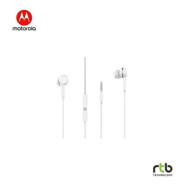 Motorola หูฟัง In-Ear รุ่น Pace 125 - White