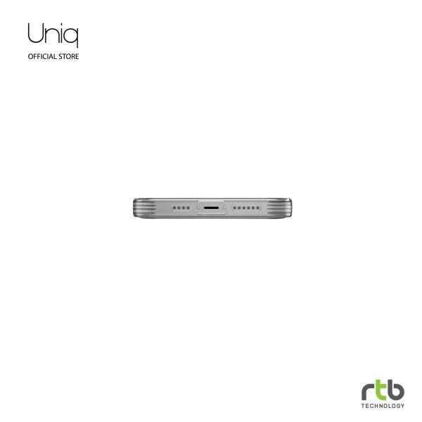 UNIQ Hybrid เคส iPhone 12 Mini(5.4) Anti Microbial รุ่น Air Fender - Nude