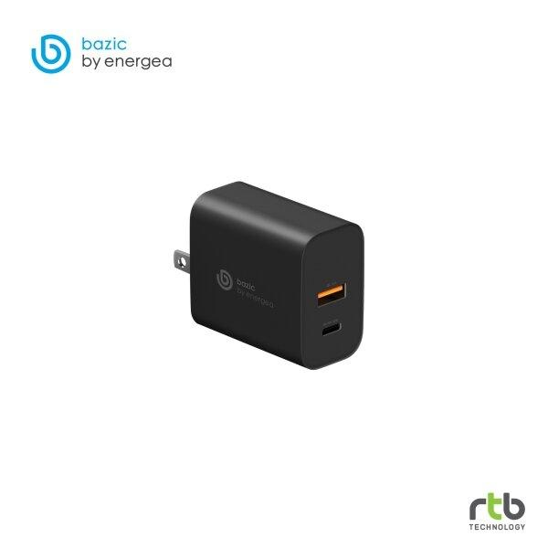 Bazic Wall Charger (US) รุ่น GOPORT PD30+ PPS 2 USB