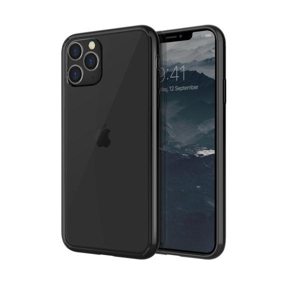 Uniq เคส iPhone 11, 11 Pro, 11 Pro Max รุ่น Lifepro Xtreme - Black