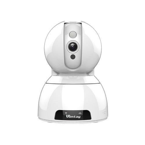 Vimtag กล้องวงจรปิด WiFi Camera รุ่น Snowman 720P CP2
