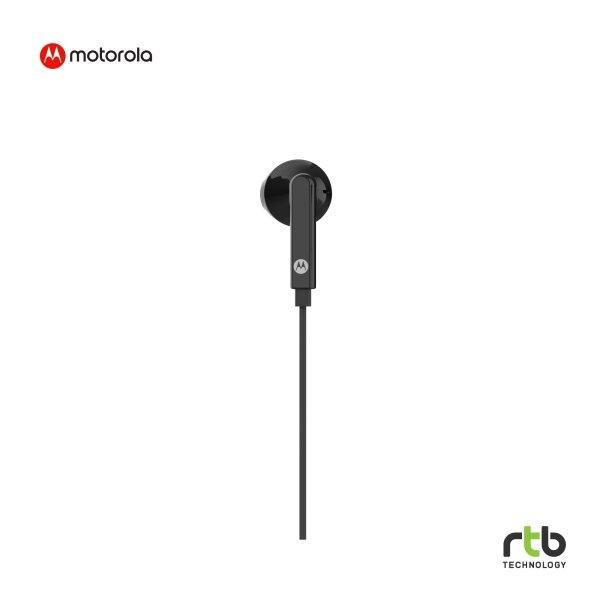 Motorola หูฟัง Earbud รุ่น Pace 145 - Black