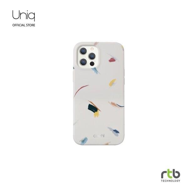 UNIQ COEHL IPHONE 12 PRO MAX (6.7) เคสโทรศัพท์ รุ่น REVERIE - Ivory