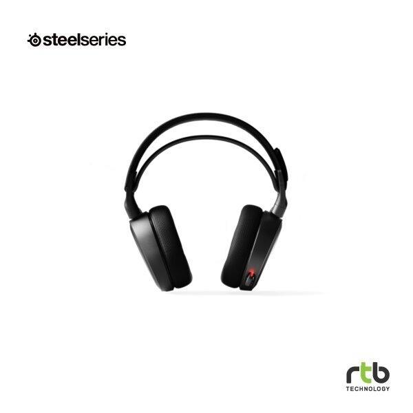 SteelSeries หูฟังเกมมิ่ง 7.1 DTS รุ่น Arctis 9 Wireless - Black