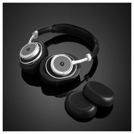 Master & Dynamic หูฟังบลูทูธไร้สาย MW50+ - SILVER/BLACK