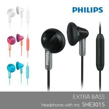 Philips SHE3015 Earbud Headset