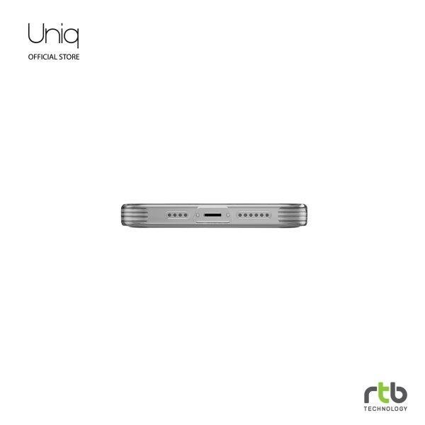 Uniq Hybrid เคส iPhone 12 PRO MAX(6.7) Anti Microbial รุ่น Air Fender- Nude