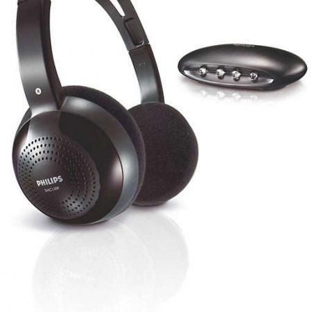Philips รุ่น SHC1300/10 Wireless hi-fi headphones ส่งสัญญาณอินฟราเรด