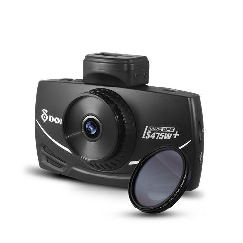 กล้องติดรถยนต์ DOD LS475W+