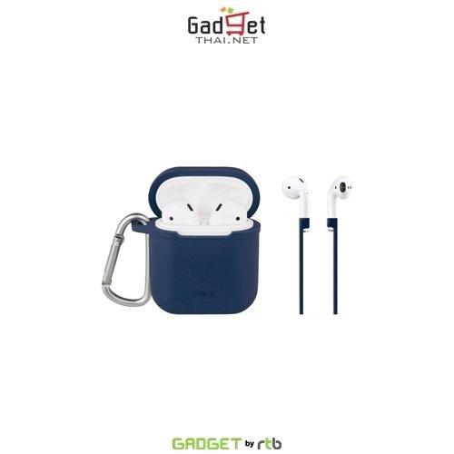 Uniq เคส พร้อม สาย Apple Airpods รุ่น Vencer