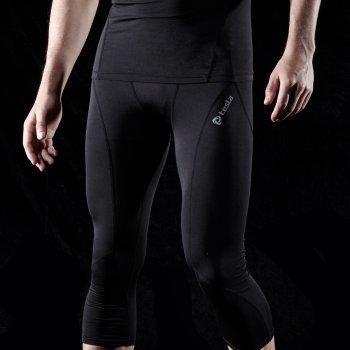 {Z Series} กางเกงขา 3/4 กระชับกล้ามเนื้อ TM-P15-BLKZ