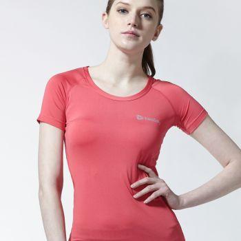 เสื้อกระชับกล้ามเนื้อสุภาพสตรีแขนสั้น TM-WR13-CRB