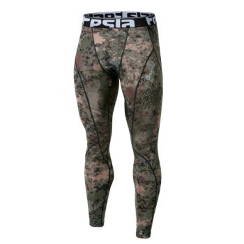 {Z Series} กางเกงขายาวกระชับกล้ามเนื้อ TM-P16-PCKZ