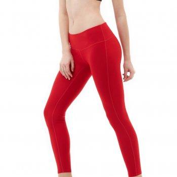 CWYP41-RED: ขายาว ขอบเอวกลาง (Mid Waist)
