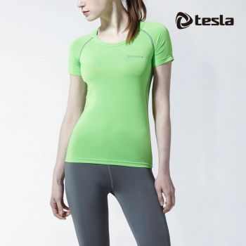 เสื้อกระชับกล้ามเนื้อสุภาพสตรีแขนสั้น TM-WR13-NEG