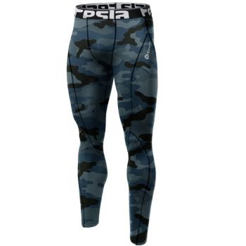 {Z Series} กางเกงขายาวกระชับกล้ามเนื้อ TM-P16-CBKZ