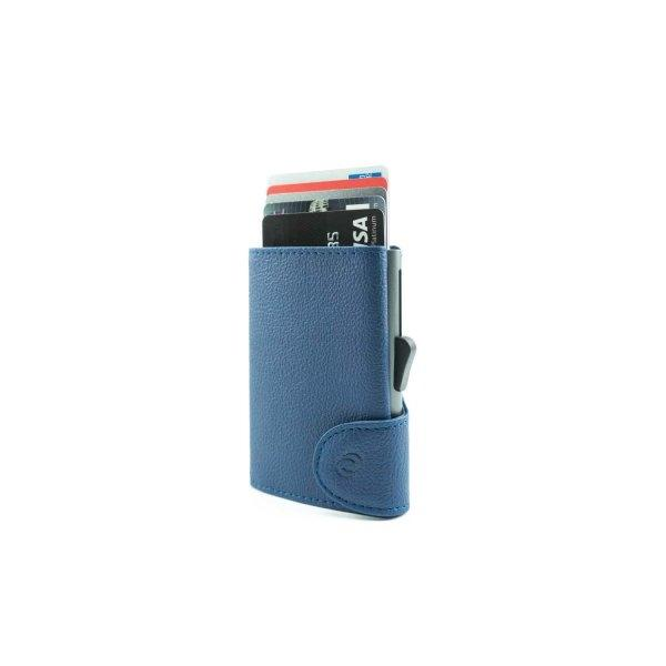 C-SECURE RFID Classic Wallet Navy/Grey Card holder