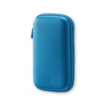 MOLESKINE JOURNEY POUCH HARD SMALL STEEL BLUE