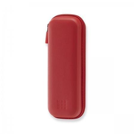 MOLESKINE JOURNEY PEN POUCH HARD SCARLET RED