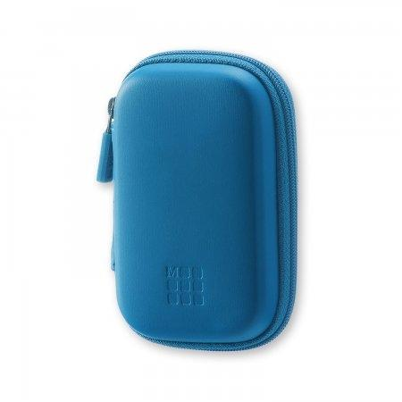 MOLESKINE JOURNEY HARD POUCH XS STEEL BLUE