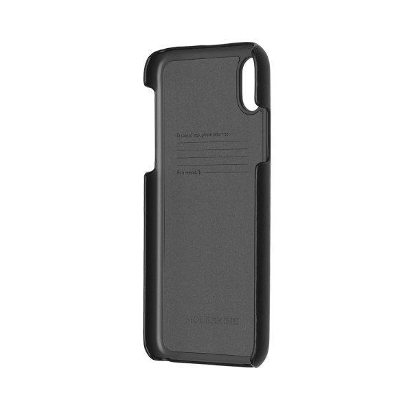 MOLESKINE CLASSIC HARD CASE iPHONE XS MAX - SAPPHIRE BLUE