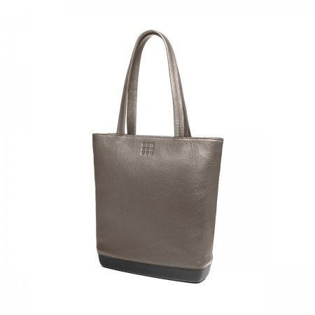 Moleskine กระเป๋าโท้ท (Tote Bag) รุ่น Classic Leather ET74UTOP2 (สีน้ำตาลกาแฟ)