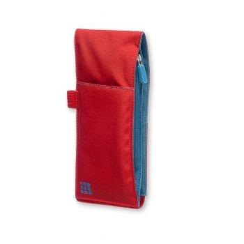 MOLESKINE TOOL BELT VERTICAL LG SCARLET RED