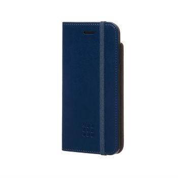 MOLESKINE CLASSIC ORIGINAL BOOKTYPE CASE iPHONE 7/7s BLUE