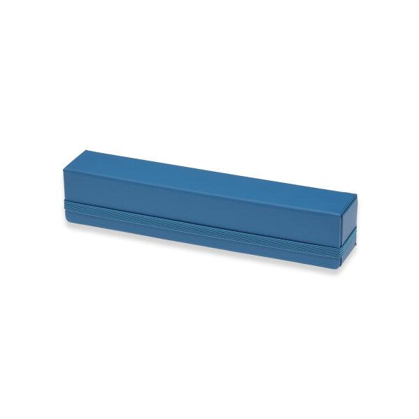 MOLESKINE PEN CASE STEEL BLUE
