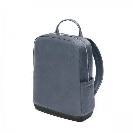 Moleskine กระเป๋า Backpack รุ่น Classic Leather ET74UBKB3 (สีฟ้าคราม)