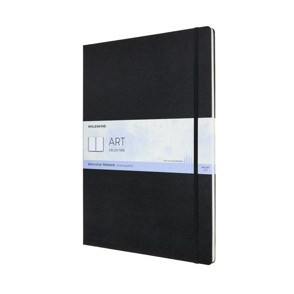 ARTBF855 ART WATERCOLOUR NOTEBOOK A3 BLACK