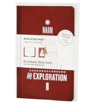 Moleskine Ornamentcard Pocket - Wishing Tree