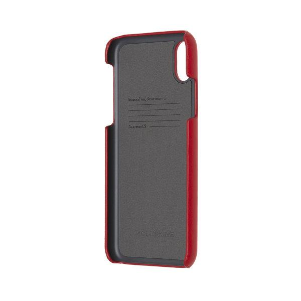MOLESKINE CLASSIC HARD CASE iPHONE XS MAX - BLACK