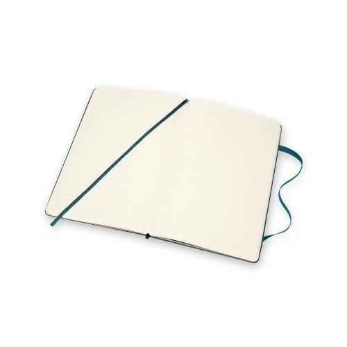 Moleskine Limited Edition Notebook Harry Potter Lg Ruled Tide Green #01